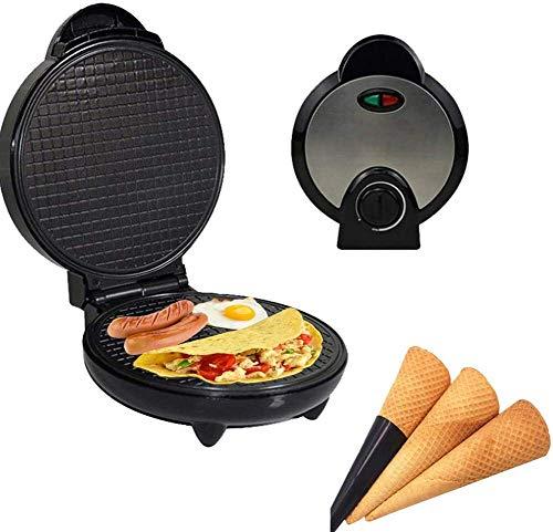N\A Egg Roll-Maschine, freie doppelseitige Heizung zu steuern, eine Maschine kann zum Braten verwendet Werden, Braten, Waffeleisen Donut Egg Roll-Maschine Brät