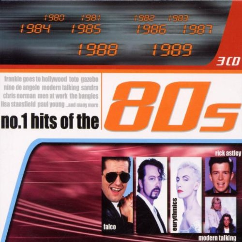 No.1 Hit-Box of the 80'S