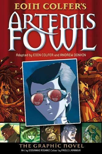 Artemis Fowl: The Graphic Novel (Artemis Fowl Graphic Novels, Band 1)