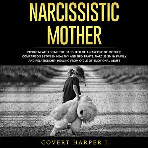 Narcissistic Mother audiobook cover art