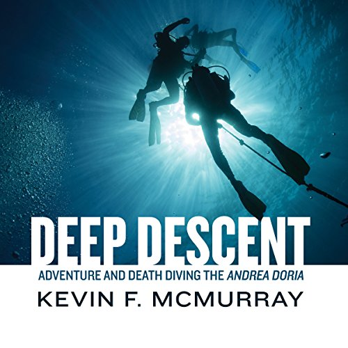 Deep Descent audiobook cover art