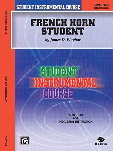 Student Instrumental Course: French Horn Student, Level 2