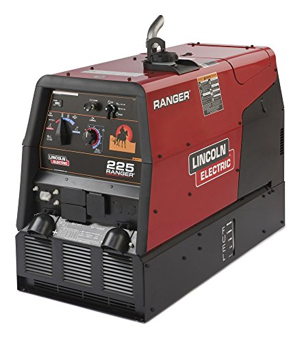 Product Image of the Lincoln Electric, K2857-1, Engine Driven Welder, Ranger 225