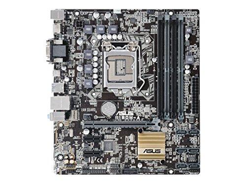 ASUS LGA1151 DDR4 HDMI DVI SATA 6Gb/s...