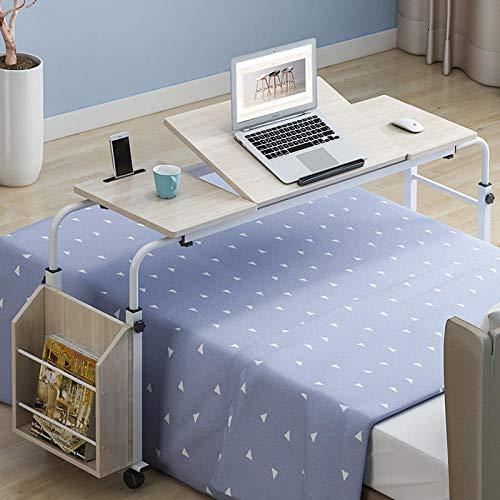BBEING Mesa de estudio para el hogar y la oficina, mesa de trabajo para juegos y juegos, color blanco y negro