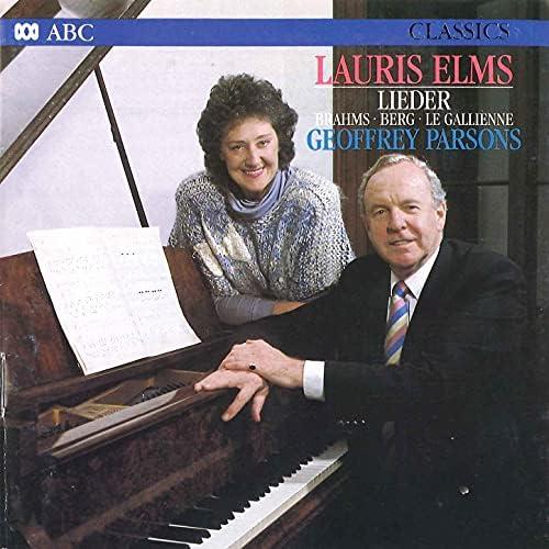 Geoffrey Parsons & Lauris Elms