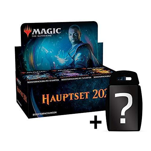 yvolve Magic The Gathering - Hauptset M21 - Boosters / Displays Auswahl | DEUTSCH | Set inkl. Kartenspiel, Booster:36er (Display)