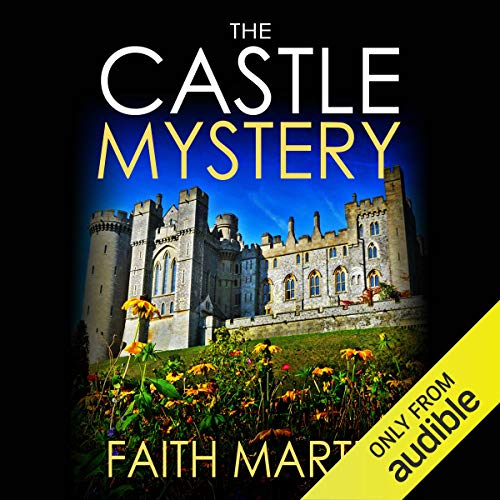 The Castle Mystery audiobook cover art
