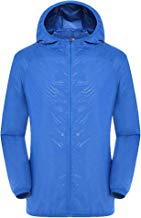 Lightweight Windbreaker,👍ONLY TOP👍 Men's Cycling Jersey Bicycle Ultra Light Windbreaker UPF50+ Jacket Hiking-9 Color