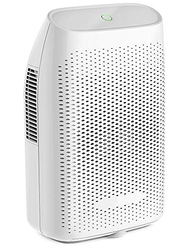 Great Deal! Hysure Portable 2000ml Mini Dehumidifier Electric,Deshumidificador, Bathroom Dehumidifie...