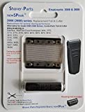 Lámina de afeitar alternativa Braun 3000 (3600) Series (este no es un artículo original de Braun).