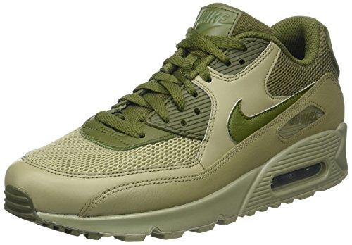 Nike Air Max 90 Essential, Scarpe da Ginnastica Uomo, Verde (Trooper/Legion Green/Trooper), 42 EU