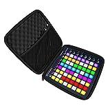 Hermitshell - Funda de viaje para Novation Launchpad Ableton Live Controller con 64 almohadillas RGB retroiluminadas