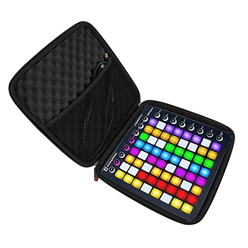 Hermitshell Travel Case for Novation Launchpad Ableton Live Controller with 64 RGB Backlit Pads