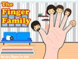 The Finger Family - Nursery Rhyme Song For Toddlers and Kids