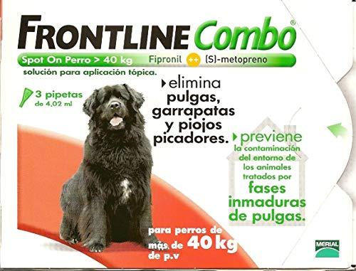Frontline 042004 Spot Combo 40-60 kg - 3 pipettas
