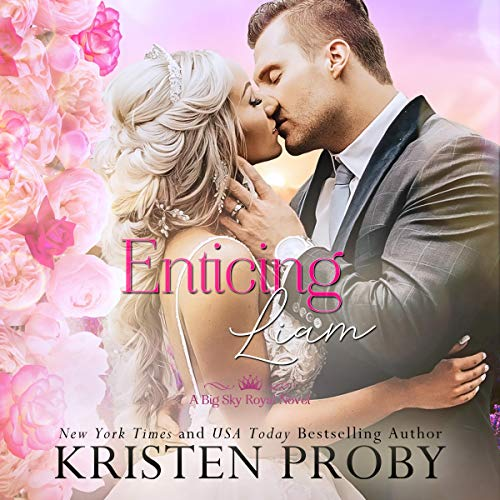 Enticing Liam: A Big Sky Novel audiobook cover art