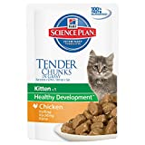 Hills Science Plan Feline Kitten Pollo (Bolsita) 85G 12200 g