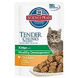 Hills Science Plan Feline Kitten Pollo (Bolsita) 85G