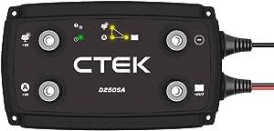 CTEK D250SA dual smart battery battery and solar 12v charger