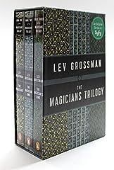 The Magicians Trilogy Boxed Set The Magicians The Magician King The Magician s Land