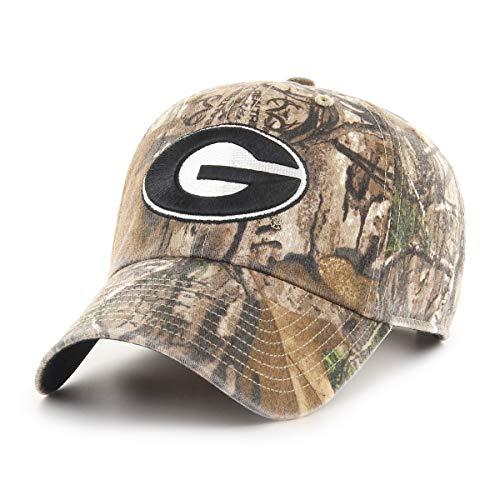 camo bulldogs hat - 1