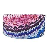 Headbands of Hope - Headbands for a Cause - Premium Lightweight Tube Turban for Women, Girls, Infants - Elastic, Nonslip Tube Turban for Comfy Fit- Wanderlust