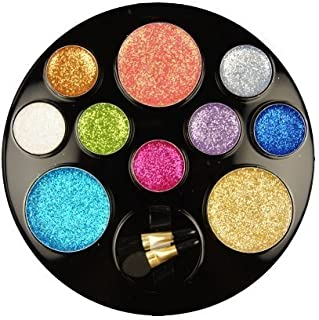 BEAUTY TREATS 10 Color Perfect Glitter Palette - Something Special