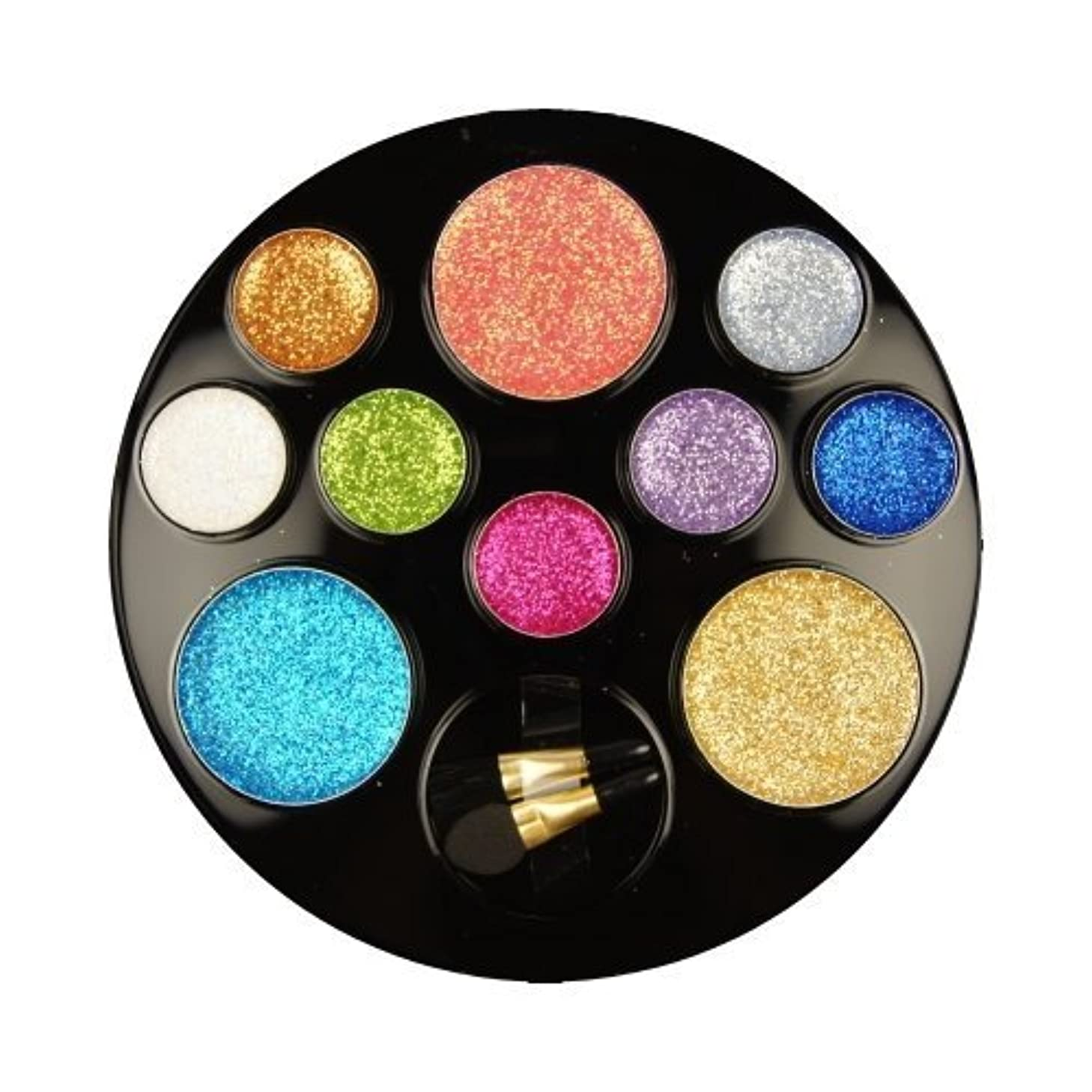 仕方遺伝子協定BEAUTY TREATS 10 Color Perfect Glitter Palette Something Special (並行輸入品)