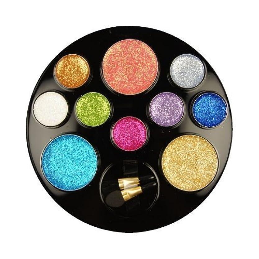 クリープ血まみれ主人BEAUTY TREATS 10 Color Perfect Glitter Palette Something Special (並行輸入品)
