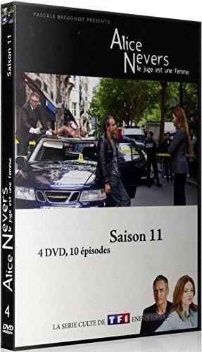 Alice Nevers : le juge est une femme - Saison 11 [Francia] [DVD]