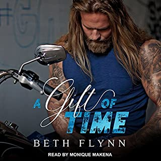 A Gift of Time     Nine Minutes Series, Book 3              By:                                                                                                                                 Beth Flynn                               Narrated by:                                                                                                                                 Monique Makena                      Length: 15 hrs and 19 mins     211 ratings     Overall 4.7