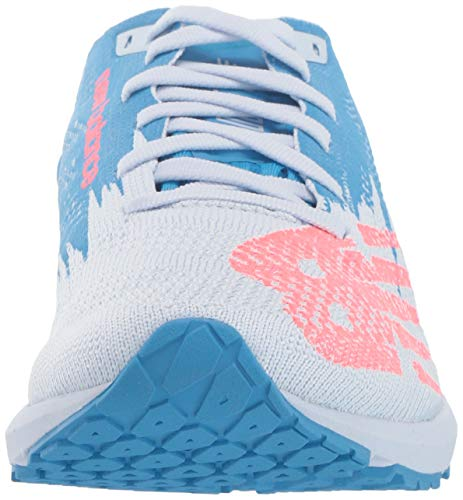 New Balance Women's 1500 V6 Running Shoe, Moon Dust/Vision Blue, 6 W US Nevada
