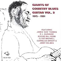 Giants of Country Blues Guitar