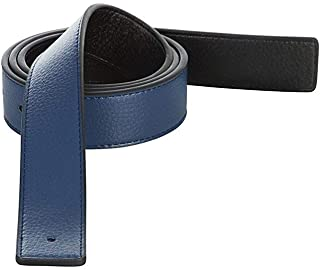 Hermes Replacement Leather Belt Strap Reversible Replacement Belt Strap Genuine Leather Fits -