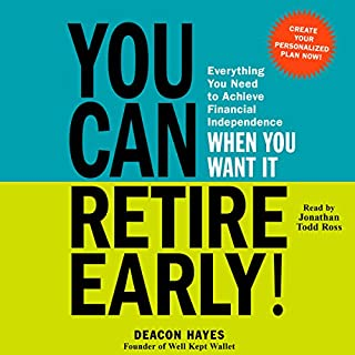 You Can Retire Early! audiobook cover art