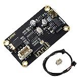 RUIZHI Módulo de Recepción Bluetooth,Tablero Receptor de Audio estéreo Bluetooth de MP3 DC 5-35 V Portátil Decodificador Electrónica Inalámbrica Chip para Auriculares Estéreo para el Hogar DIY