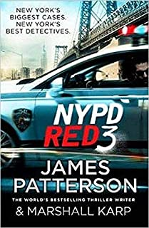 NYPD Red 3 by James Patterson and Marshall Karp - Paperback