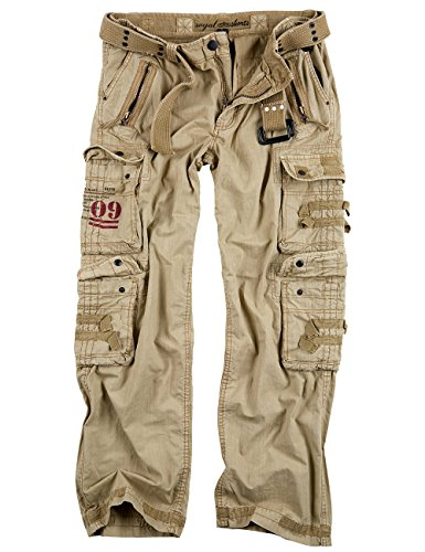 Surplus Royal Traveler Trousers, royalsahara, XXL