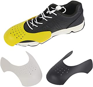 40-45 Grigio Toe Cap Supporto antipiega Punta antirughe Film Stereotipo Sneaker Shield