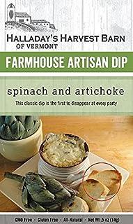 Halladays Spinich Artichoke Mix