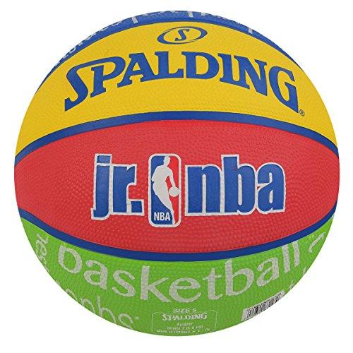 Spalding Unisex-Adult 83047Z_5 Basketball, Multicolor, 5