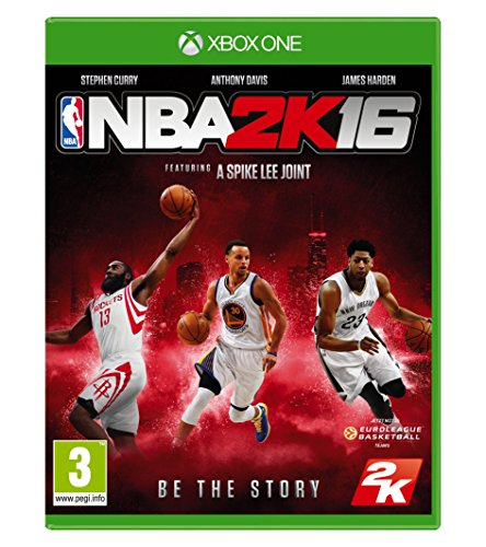 NBA 2K16 [AT Pegi] - [Xbox One]