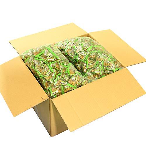 南風堂 わさび豆 テトラパック 1kg×6 業務用ケース販売 青えんどう豆の豆菓子 わさび醤油味