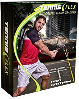 Tennis Flex Pro Training Device used by ATP and WTA Pros