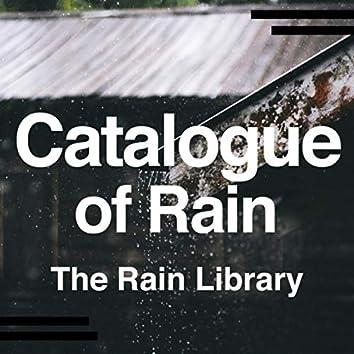 Catalogue of Rain