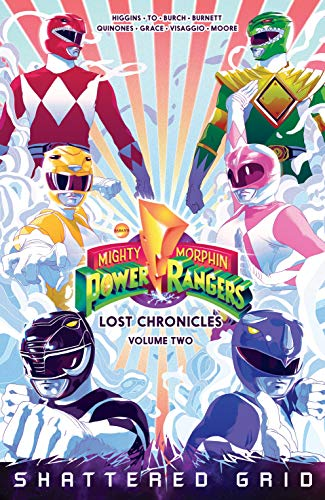 Mighty Morphin Power Rangers: Lost Chronicles Vol. 2