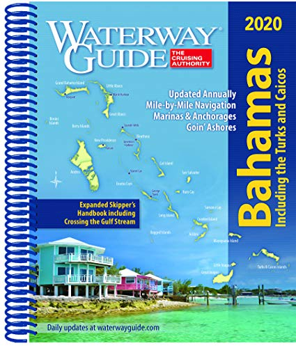 Waterway Guide the Bahamas 2020 - 51nzfitaGgL