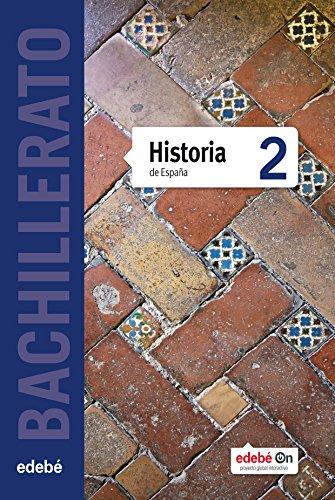 HISTORIA DE ESPAÑA TX2 (CAS) - 9788468316901