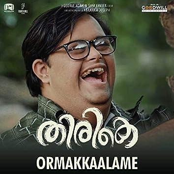 "Ormakkaalame (From ""Thirike"")"